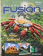 Science Fusion: New Energy for Science, Vol. 2, Units 8-15, Grade 5