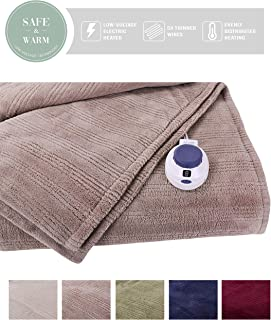 Best purchase electric blanket Reviews