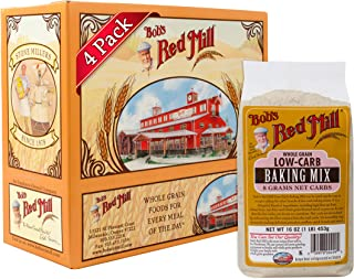 Bob's Red Mill Low-Carb Baking Mix, 16-ounce (Pack of 4)