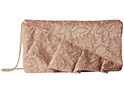 Adrianna Papell Sheena (Blush) Clutch Handbags