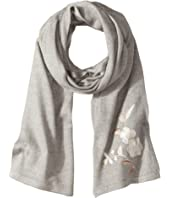 LAUREN Ralph Lauren - Chrysanthemum Embroidered Scarf