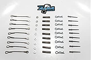 RZR XPT 1000 turbo clutch cover pin kit easy quick release (for fast belt drive removal)