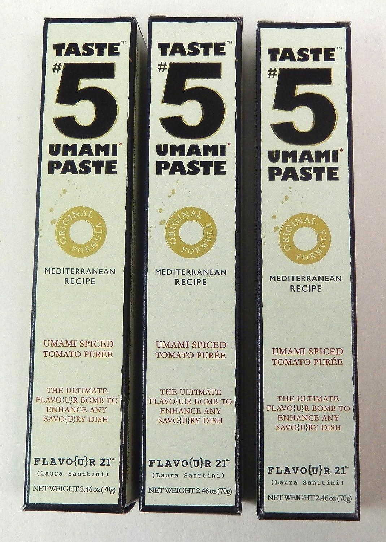 Taste #5 Umami Paste Laura Santini 3 pk 2.46 oz tubes