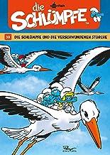 Die Schlümpfe. Band 38: Die Schlümpfe und die verschwundenen Störche (German Edition)