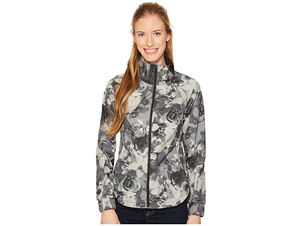 The North Face Reactor Jacket (TNF Black Botanical Print) Women
