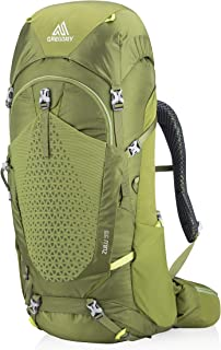 Gregory Mountain Products Zulu 55 Liter Men's Overnight Hiking Backpack