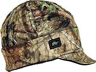 Turtle Fur Hunting Comfort Shell Deep Cover Cap, Heavyweight Fleece Lined Hat