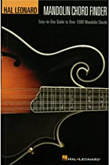 Mandolin Chord Finder: Easy-to-Use Guide to Over 1,000 Mandolin Chords Kindle Edition