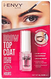i Envy by Kiss Brow Top Coat #KBCT01