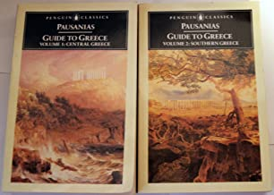 Guide to Greece Volume 1: Central Greece and Volume 2: Southern Greece (Penguin Classics- 2 Volume Set, Vol. 1 & Vol. 2)