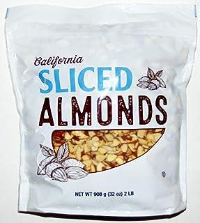 California Sliced Almonds 2LB Bag
