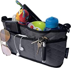 Baby Stroller Organizer Bag with Cup Holders, All The Stroller Storage You Will Need, The Perfect Stroller Accesory for Any Parent