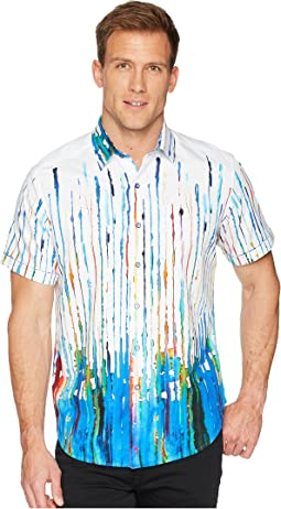 Robert Graham Reyna Short Sleeve Woven Shirt