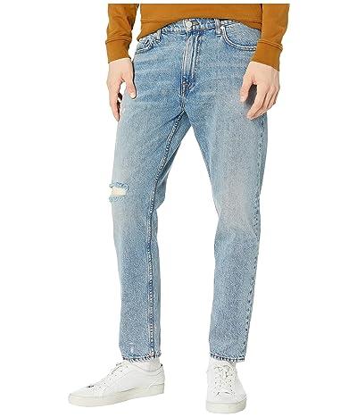 BLDWN Modern Taper Vintage Destroyed Jeans in Medium Vintage Destroyed (Medium Vintage Destroyed) Men