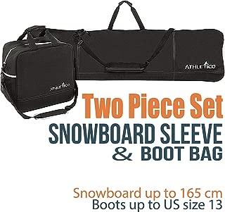 two piece snowboard
