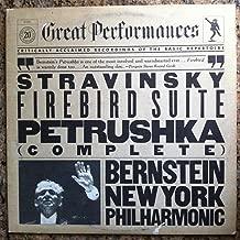 Great Performances #20 - Stravinsky Firebird Suite / Petrushka (Complete) - Bernstein New York Philharmonic