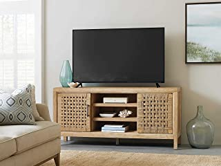 Hooker Furniture Wabi Sabi Medium Wood 64''L x 18''W Rectangular Entertainment Console
