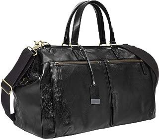 Men's Defender Leather Duffle Bag