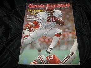 Sports Illustrated Magazine (Billy Sims ....Oklahoma O.K. ...The Buckeyes, October 3 , 1977)