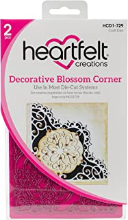 decorative blossom corner die