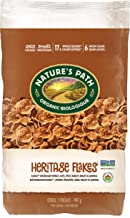 Nature's Path Heritage Flakes Whole Grains Cereal, Healthy, Organic, 13.25 Ounce Box (Pack of 6)