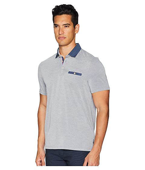 Sleeve Ted Short Polo Mikey Baker O667wA