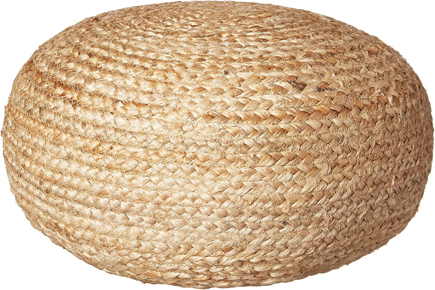Décor Therapy Limited time for free shipping FR7466 Natural Sale Pouf