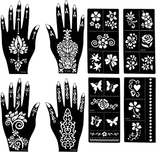 very simple henna designs for hands