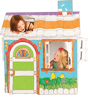 Best color a cardboard house Reviews
