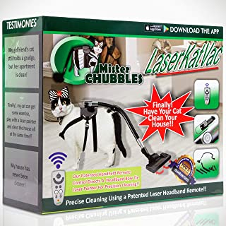 Prank Gift Boxes, Inc. LaserKatVac! Prank Box for Adult or Kids! Empty Prank Pack / Gag Box for Fun Present Giving! The  J...