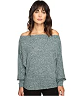 Free People - Valencia Off the Shoulder Top