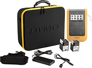 Dymo XTL 500 Label Maker Kit QWERTY 键盘(英国/IRE 版本),带便携盒和 2 个胶带