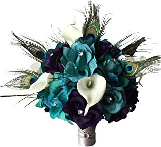 Best peacock feathers and calla lilies Reviews