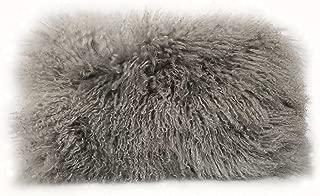 Best faux fur mongolian pillow Reviews