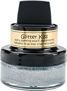 Creative Expressions CSGK-Chrom Cosmic Shimmer Glitter Kiss, Gold Treasure