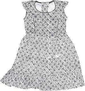 Vastra Vinod Girls' Knee Length Dress