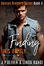 Finding His Family (Benson Brothers Book 4) (English Edition)