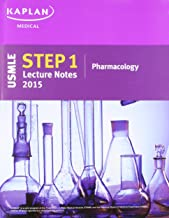 Kaplan USMLE Step 1 Lecture Notes 2015 Pharmacology