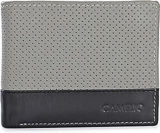 Camelio Black Men's Wallet (CAM-BL-065)