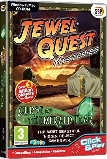 jewel quest emerald tear