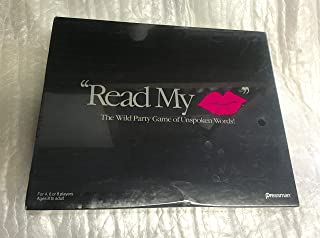 Read My Lips - The Wild Party Game of Unspoken Words! (1990)