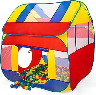 KIDUKU® Tienda de Juegos Infantil 300 Bolas | Piscina de