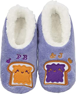 Pairables Womens Slippers - House Slippers - PB&J