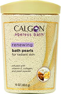 Calgon Ageless Bath Series Renewing Pearls (16-Ounce)