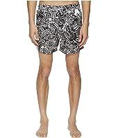 Etro - Paisley Silhouette Swimsuit