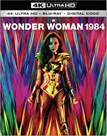 Wonder Woman 1984 arrives on Digital March 16 and on 4K, Blu-ray and DVD March 30 from Warner Bros.