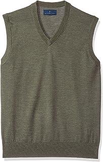 Buttoned Down Men's Italian Merino Cashwool Sweater Vest