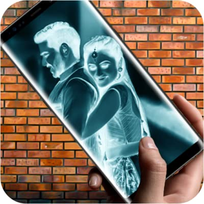 Camera Wall Scanner HD Simulator from Andrography