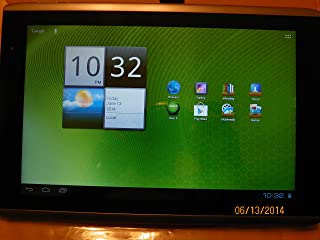 Acer Iconia Tab A500-08S08u 10.1-Inch Tablet Computer (Silver)