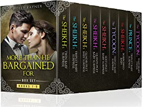 More Than He Bargained For Box Set: Books 1 - 9